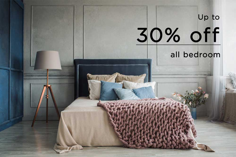 Bed with pillows Bedroom sale
