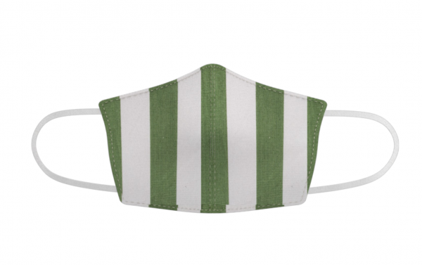 Custom Fit Face Masks Stripe