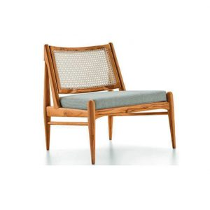 wood occasional chair