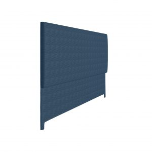 headboards - custom-upholstered-bed-piazza-classic-navy