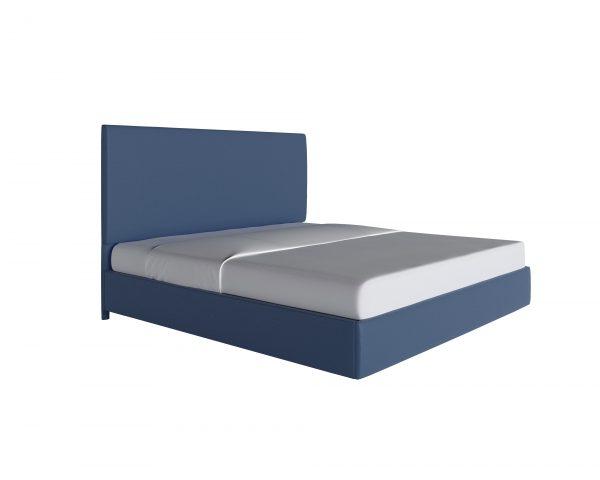 platform-beds - custom-upholstered-bed-canvas-seaside