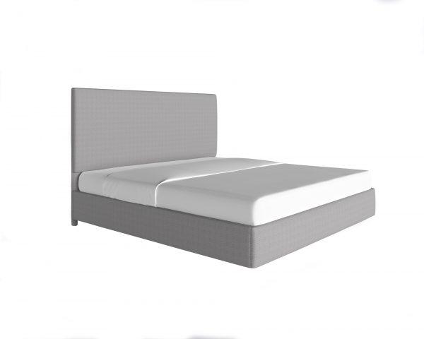 platform-beds - custom-upholstered-bed-komodo-stone